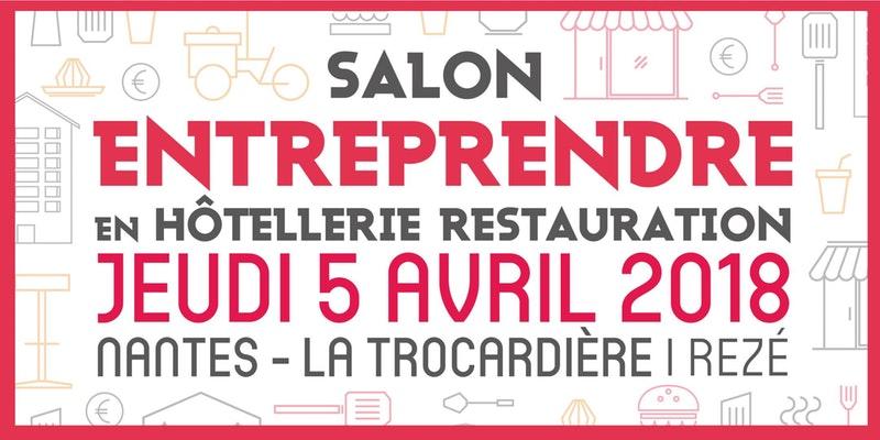 Salon Entreprendre en Hôtellerie Restauration - Nantes